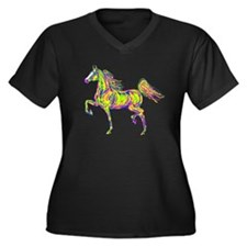 American Saddlebred Plus Size T-Shirt