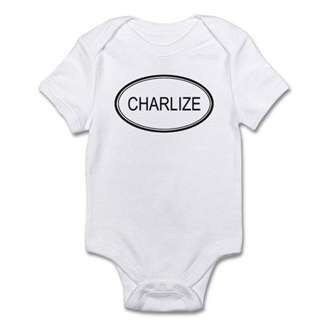 Charlize Oval Design Infant Bodysuit