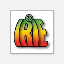 IRIE PEACE Sticker