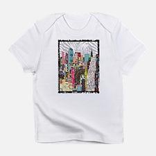 Unique Manhattan ny Infant T-Shirt