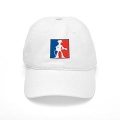 Guitarist with guitar Baseball Cap