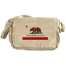 Vector California Republic Messenger Bag