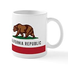 Vector California Republic Mug