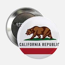 """Vector California Republic 2.25"""" Button"""