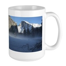 Yosemite National Park-Half Dome Mug