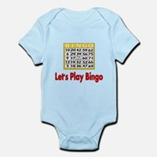 Lets play Bingo Body Suit