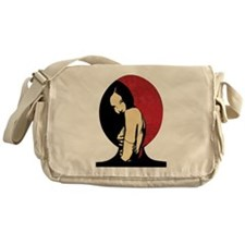 Zephyr Girl Messenger Bag
