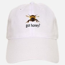 got honey? Baseball Baseball Cap