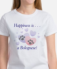 Happiness is...a Bolognese Tee