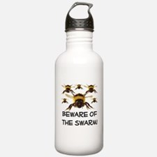 Beware Of The Swarm Water Bottle