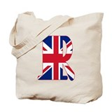 Union jack bags Canvas Totes