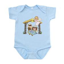 Childrens Nativity Body Suit