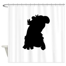 Alien Shower Curtain