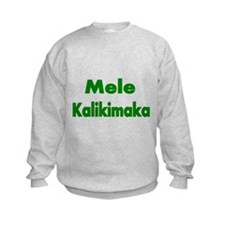 Mele Kalikimaka Sweatshirt