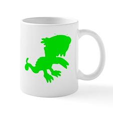 Green Alien Mug
