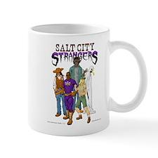Salt City Strangers Team Pose Mug