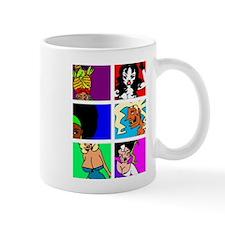 Cult Cinema Queens Mug