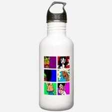 Cult Cinema Queens Water Bottle