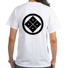 Tilted four-square-eyes in circle Shirt