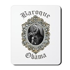 Baroque Obama Mousepad