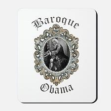Baroque Obama Mousepad