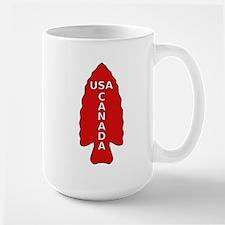 1st SSF Large Mug