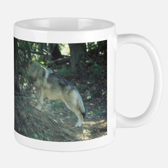 """Second Largest Wolf In The Pack"" Mug"