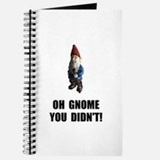 Gnome You Didnt Journal