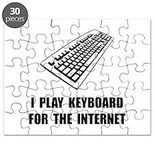 Keyboard Internet Puzzle