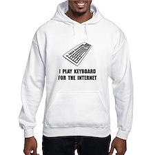Keyboard Internet Hoodie