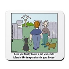 """Pet Park"" Mousepad"