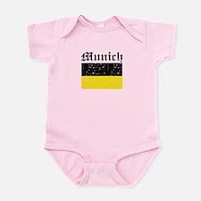 Munich City Flag Infant Bodysuit