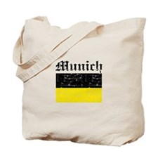 Munich City Flag Tote Bag
