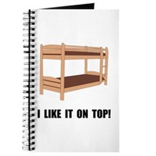 Top Bunk Bed Journal