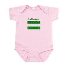 Rotterdam City Flag Infant Bodysuit