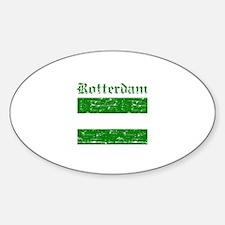 Rotterdam City Flag Decal