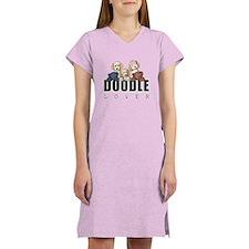Doodle Lover Women's Nightshirt