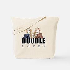 Doodle Lover Tote Bag