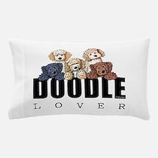 Doodle Lover Pillow Case
