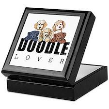 Doodle Lover Keepsake Box