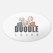 Doodle Lover Decal