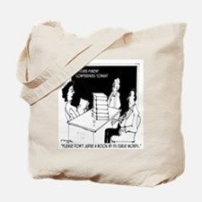 Don't Judge a Book by its Curse Words Tote Bag