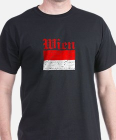 Wien City Flag T-Shirt
