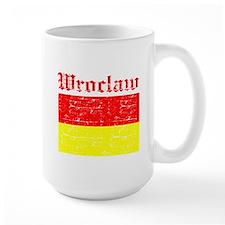 Wroclaw City Flag Mug
