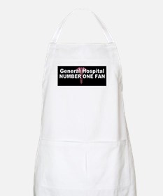 General Hospital number one fan larged Apron