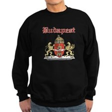 Budapest designs Sweatshirt