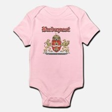 Budapest designs Infant Bodysuit