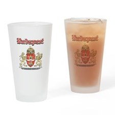Budapest designs Drinking Glass