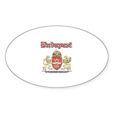 Budapest designs Decal