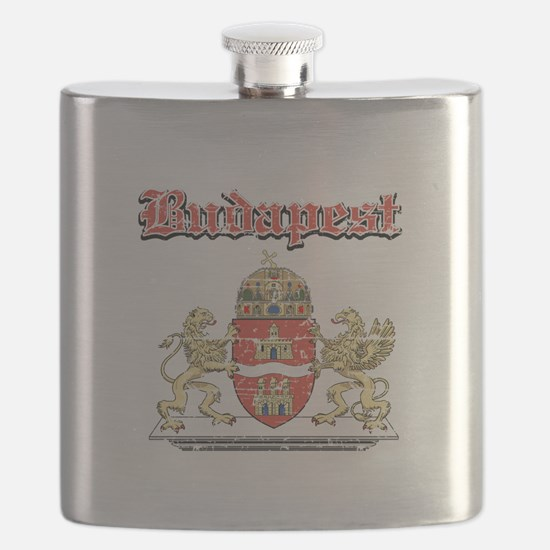 Budapest designs Flask